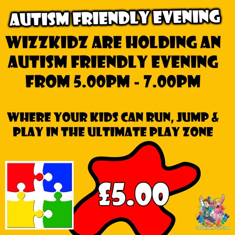 Autism Friendly Sessions